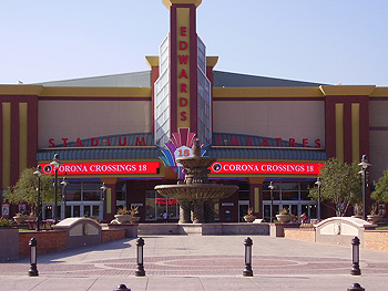Corona Crossings Shopping Dining And Entertainment